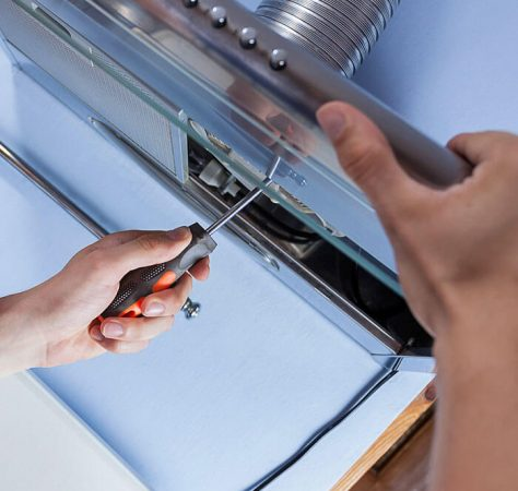 Upright cooker repair